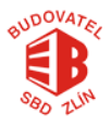BUDOVATEL, stavební bytové družstvo